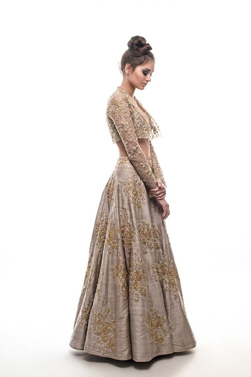 1000+ images about desi ! on Pinterest | Manish, Couture week and ...