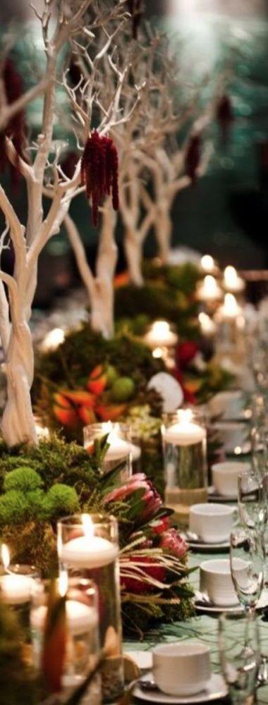 Thanksgiving Tablescape #rustic #tablescape