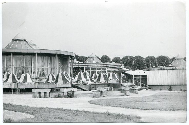 Białystok. Spodki około 1983 roku (fot. Andrzej Ciulkin / ze zbiorów Muzeum Podlaskiego