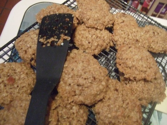 almond oat biscuits (wheat and dairyfree): Sweet Things, Biscuits Wheat, Almonds Oats, Dairy Free, Oats Biscuits