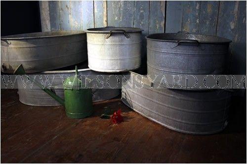 Tin Baths | Wilsonsyard.com
