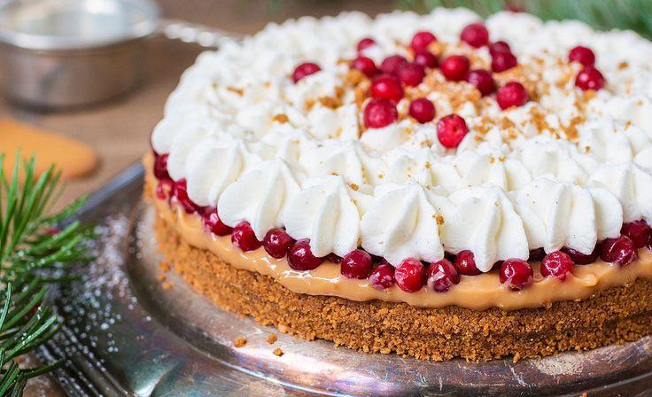 Tässä on joulun herkullisin kakku - valmistuu uskomattoman nopeasti
