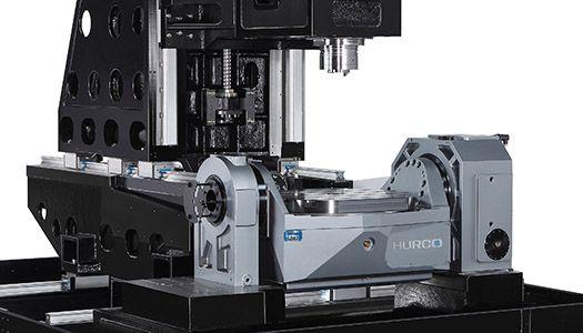 5 Axis CNC Machines, CNC 5 Axis Machining | Hurco