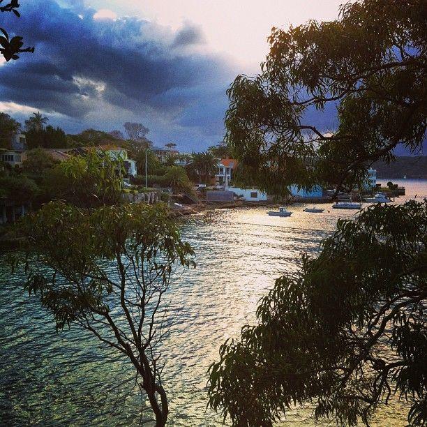 Hidden treasures = this beautiful view in Parsley Bay (Sydney, Australia)