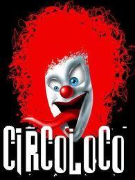 the evil rave clowns of Circo Loco at DC10, Ibiza