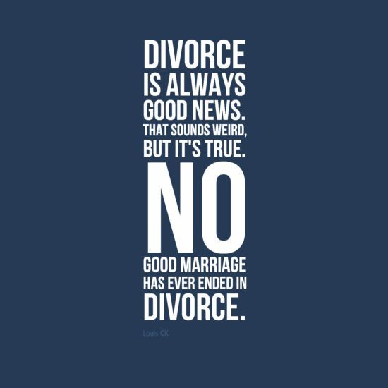 There is always a way to find the positives in a situation.  We can help you get this one off of your plate. #divorce #attorney #weddingWednesday #life #legal #marriage #husband #wife #change #freshstart #custody #alimony #support   http://www.arlawgrp.com/practice-areas/other-areas-of-practice/