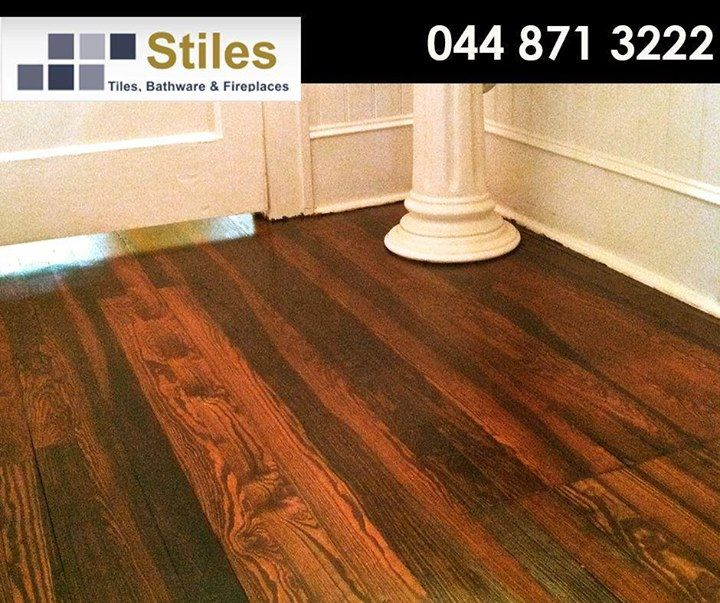 #ThrowBackThursday: The great abundance of wood in North America brought common use of the plank floor on the main floor during the Colonial Era (1607-1780). #StilesGeorge