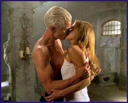 #BTVS - Buffy & Spike