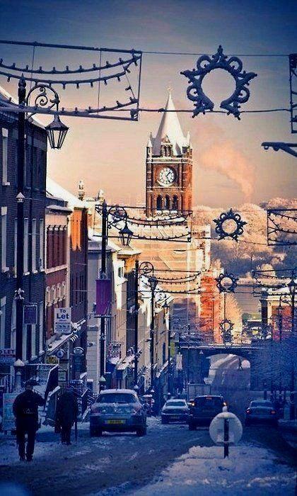 Derry, Northern Ireland | Matthew Logue Photography