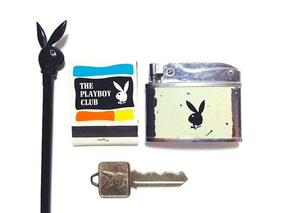 Vintage Playboy Lighter