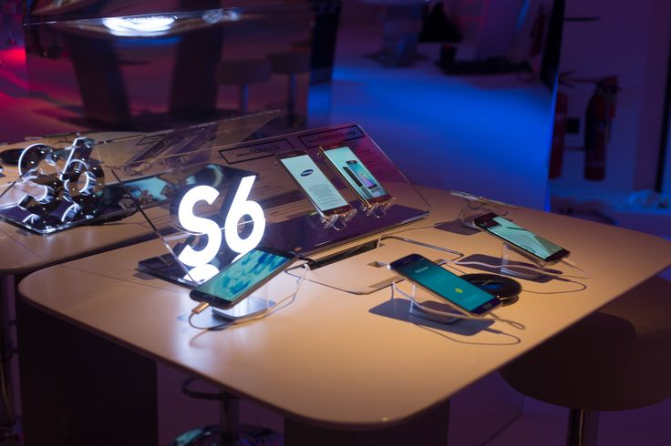 We designed the Irish Launch of the beautiful Samsung Galaxy S6 and S6 edge at The Marker Hotel.