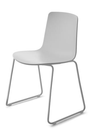 Enea LOTTUS Chair - Sled Base designed by Lievore, Altherr & Molina POA