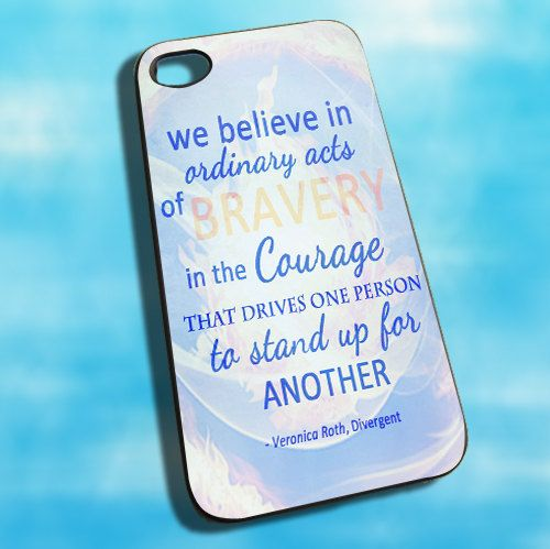 Divergent Dauntless Quotes Case Cover iPhone 4/4s, iPhone 5/5s, iPhone 5c, Samsung Galaxy S2, Samsung Galaxy S3, Samsung Galaxy S4 on Etsy, $14.00