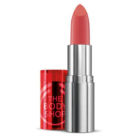 The Body Shop Colour Crush Lipstick Coral Blush