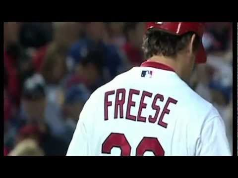 "and now in honor of David Freese turning the big two nine, a re-repost.  ""Speechless. Love baseball? Watch this!!""-David Freese"