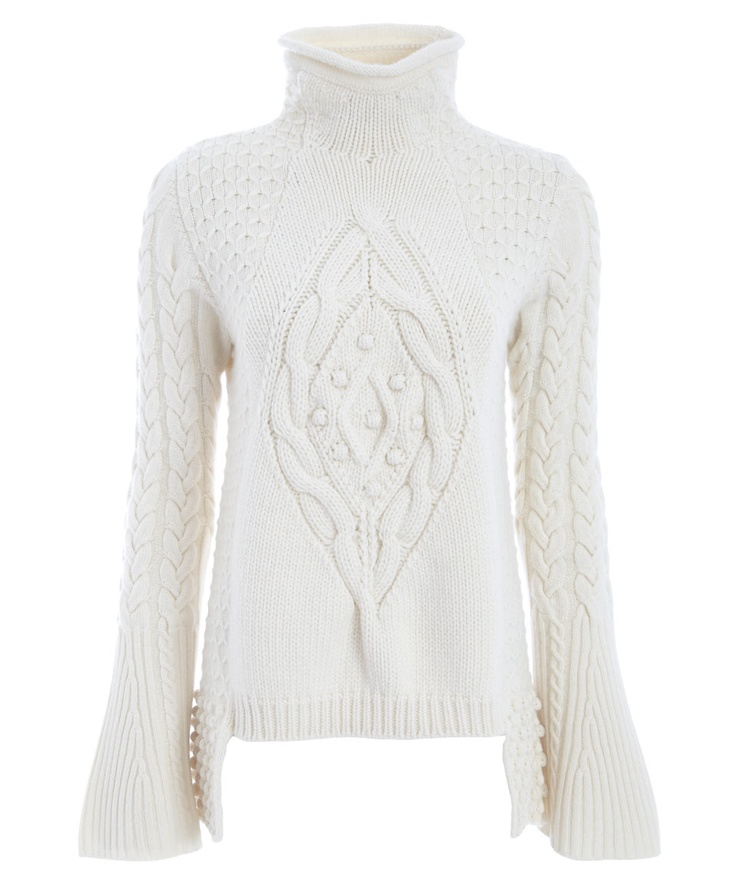 cable knit - mcqueen | liberty