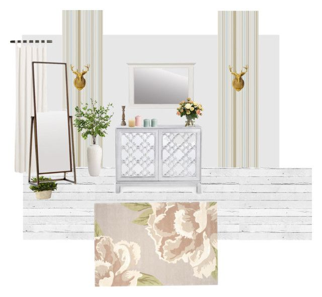 Без названия #4 by nkorol on Polyvore featuring polyvore, interior, interiors, interior design, home, home decor, interior decorating, NLXL, Mitchell Gold + Bob Williams, Diane James, Distinctive Designs, AERIN, H&M, Home Decorators Collection and Sur La Table