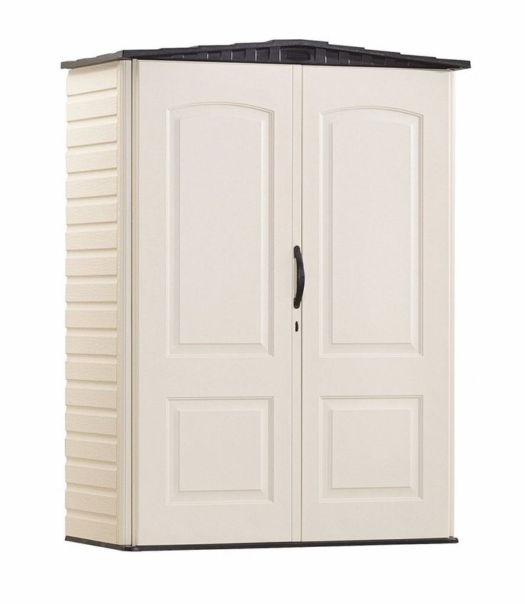 Plastic Outdoor Storage Sheds