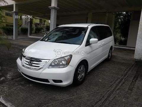Honda Odyssey 2006 Panamá | Remato Honda Odyssey 2006