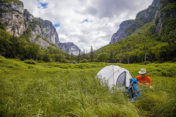 Backcountry Camping, Gros Morne National Park | Flickr - Photo Sharing!