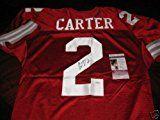 Cris Carter Ohio State Buckeyes Authentic Jerseys