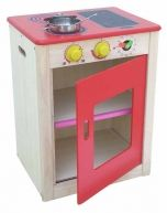 There would be a huge play kitchen area with a cooker #DKLdreamplayroom