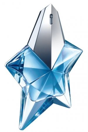 Angel Thierry Mugler for women:  MAIN ACCORDS sweet patchouli cacao warm spicy caramel fruity