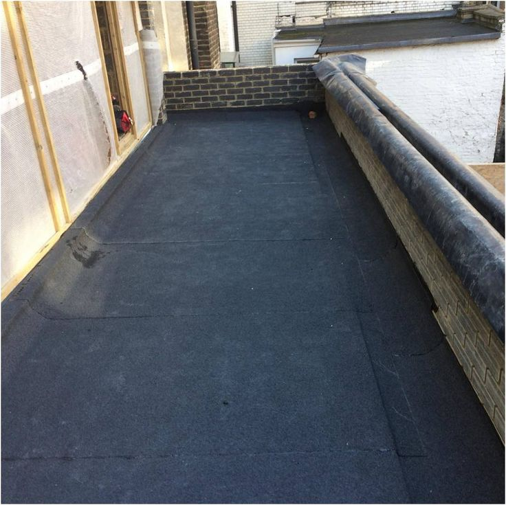 How to Fix a Leaking Roof by Yourself? Flat roof repair