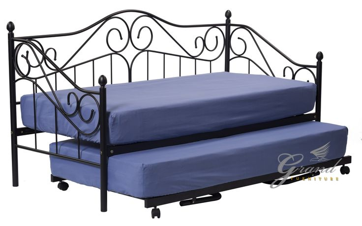 Best 25+ Trundle Bed Frame Ideas Only On Pinterest