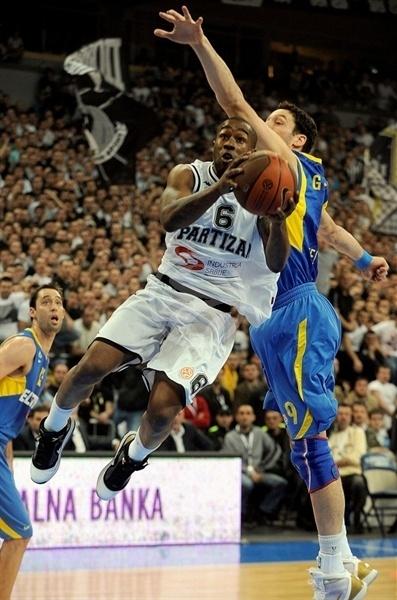 Bo McCalebb Partizan
