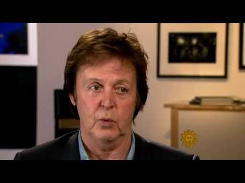 Paul McCartney  CBS Sunday Morning with Charles Osgood