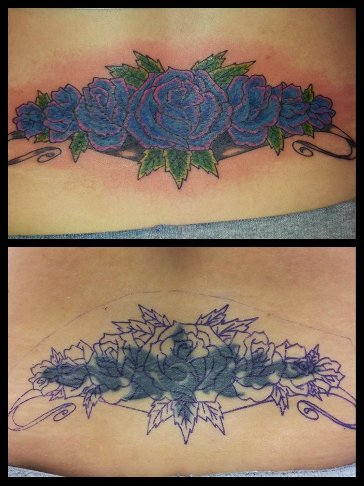 lower tattoos