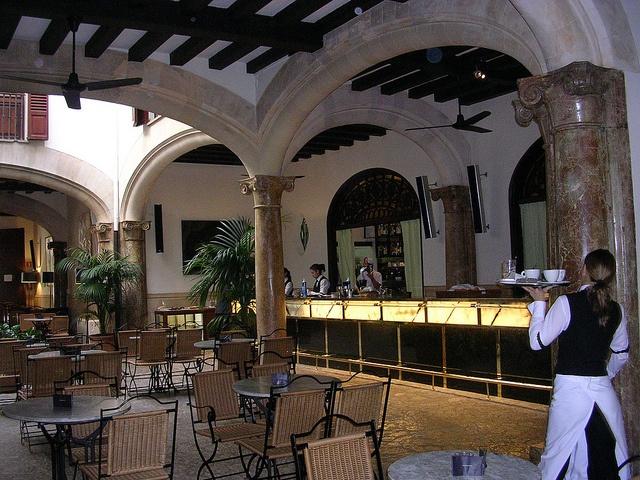 Cappucino's Cafe - Palma de Mallorca: hun loungecd's zijn nog steeds favoriet