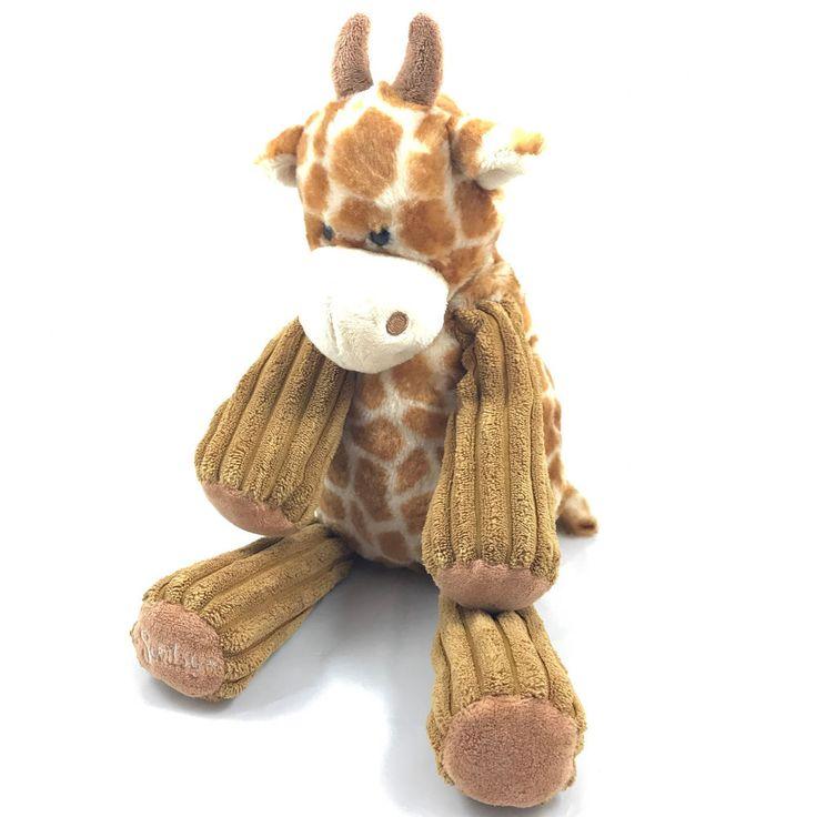 88a817106e6e9 Scentsy Buddy JAMU THE GIRAFFE Stuffed Animal Plush Toy NO SCENT PACK  Retired