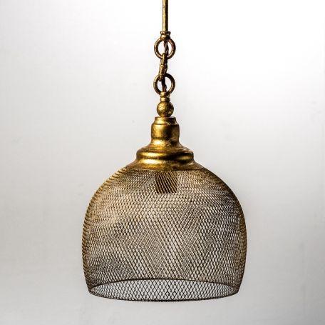 Keira Gold Pendant - Extra Large – Urban Lighting