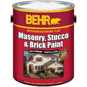 Masonary changing mortar color our polyblend for Home depot masonry paint
