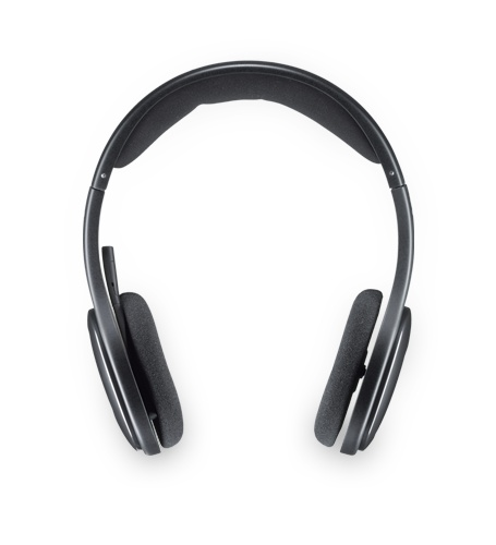 Logitech® Wireless Headset H800. This comfortable, wireless headset lets you chat, rock and surf on multiple devices like your PC, tablet and smartphone—with rich digital stereo, a six-hour rechargeable battery and a full set of on-ear controls.