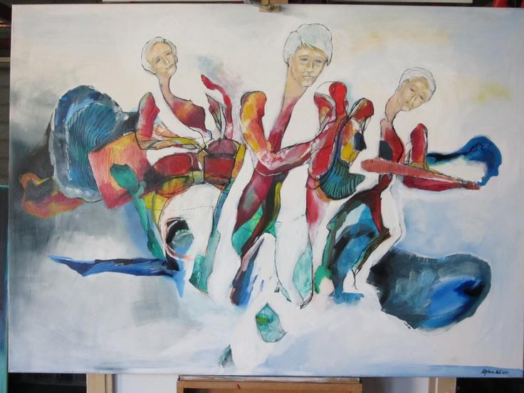 Gemaakt door Alphons Arts
