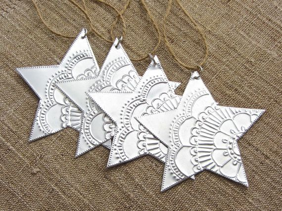 36 best Star Ornaments images on Pinterest | Mexican christmas ...