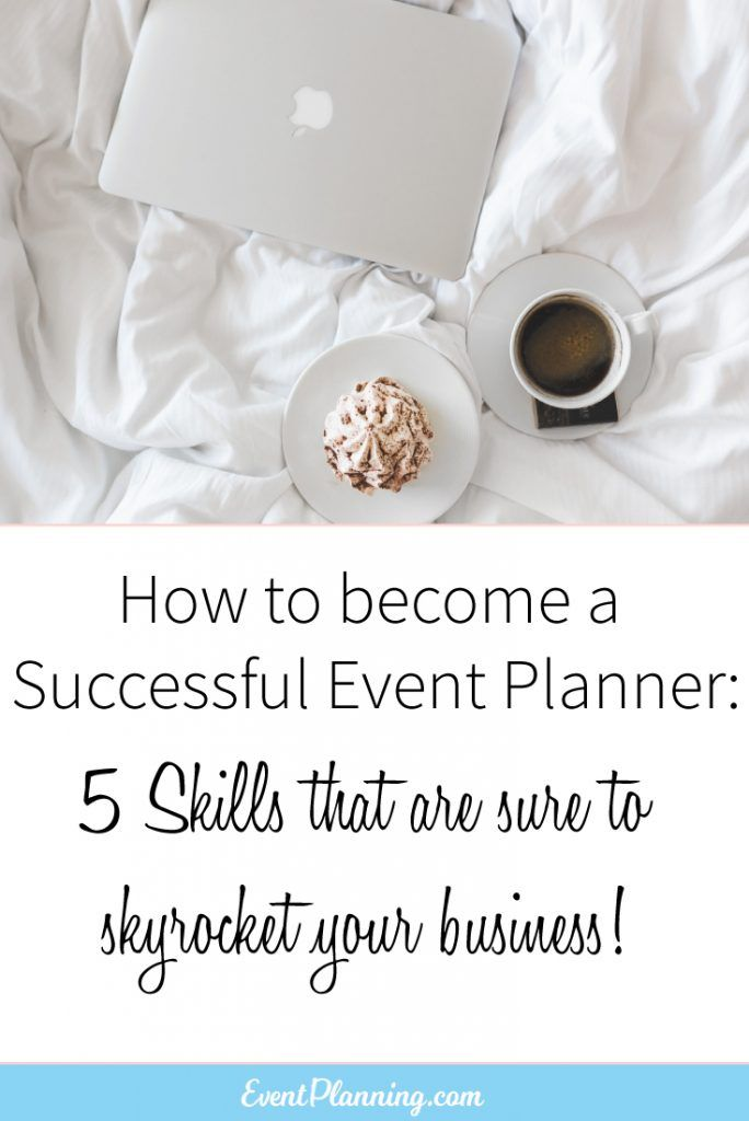 How to Become a Successful Event Planner / Event Planning Business / Event Planning 101 / Event Planning Courses