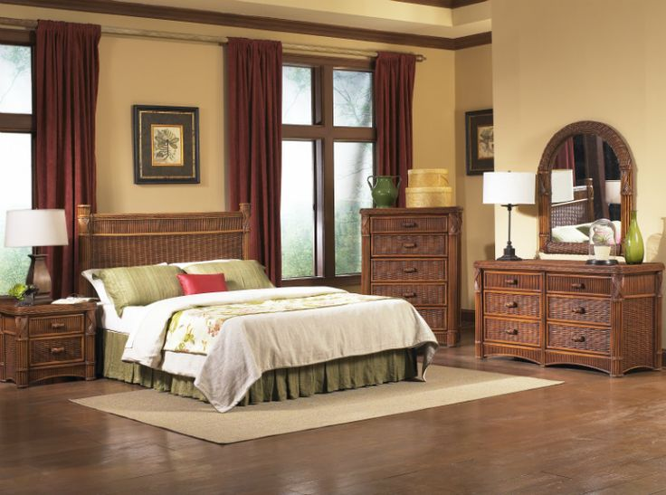 129 best wicker bedroom furniture images on pinterest wicker