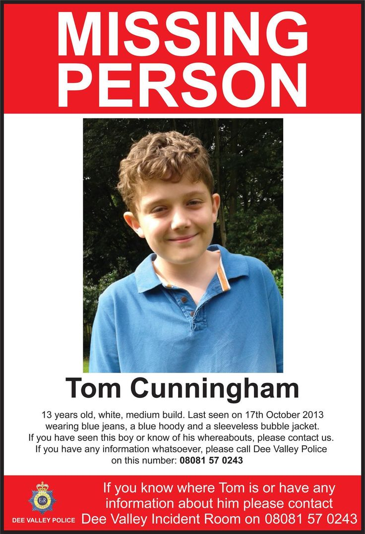 missing person poster template 778