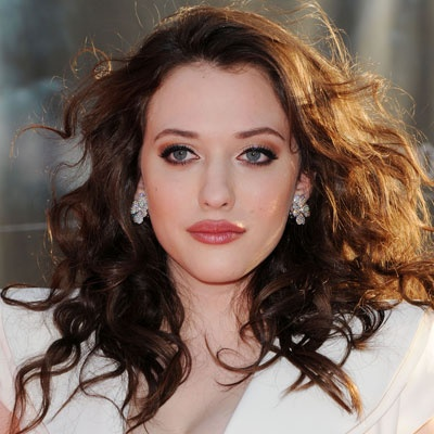 been watching 2 broke girls… she is my favorite