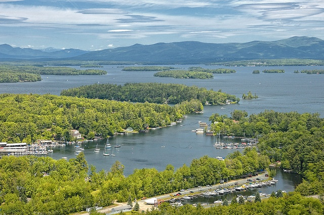 "Lake Winnipesaukee, NH...aka ""home"""
