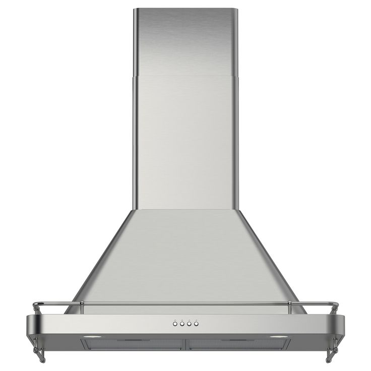 Ikea Kitchen Hood: FÖLJANDE Wall Mounted Extractor Hood, Stainless Steel