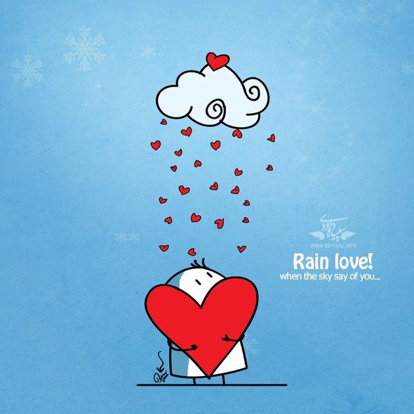 Rain Love by BIGLI-MIGLI on DeviantArt