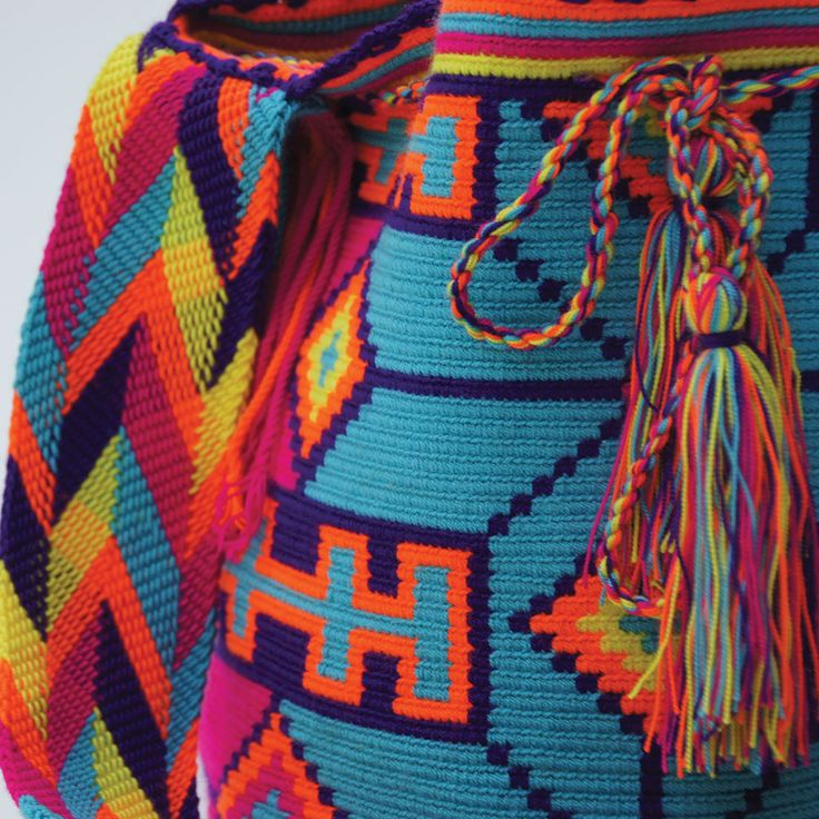 Espectacular Wayuu en www.moflys.es