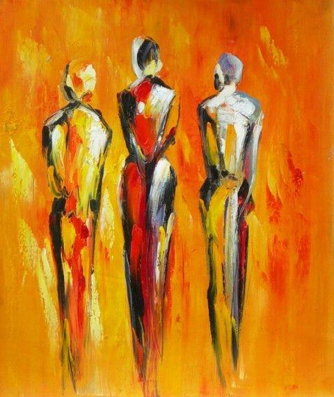 Shine On Art Oil Painting