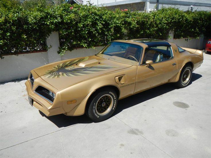 1978 Pontiac Firebird Trans Am for Sale   ClassicCars.com   CC-971619