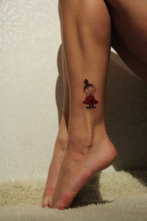 Little My tattoo